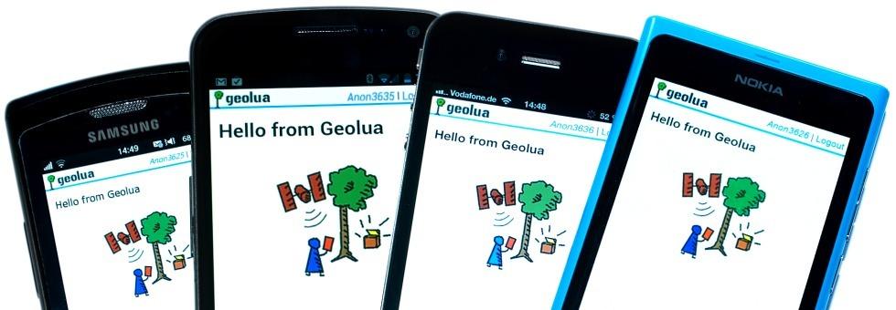 Geolua runs everywhere